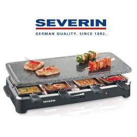 Raclette Grill con piedra Severin RG 2343 barata, raclettes baratas, ofertas en planchas