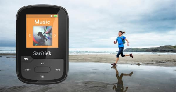 Reproductor MP3 SanDisk Clip Sport Plus de 16GB barato. Ofertas en reproductores MP3, reproductores MP3 baratos, chollo