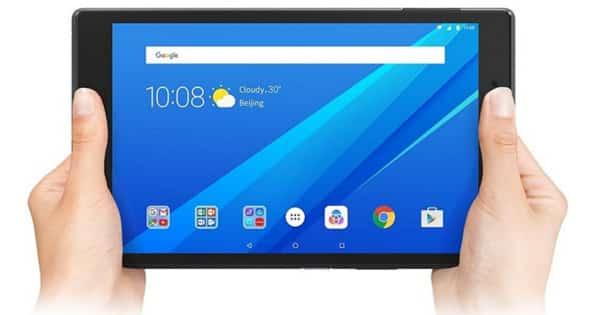 Tablet Lenovo Tab 4 de 8 pulgadas barata. Ofertas en tablets, tablets baratas, chollo