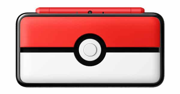 Consola Nintendo New 2DS XL Pokeball Edition barata, consolas baratas, chollo