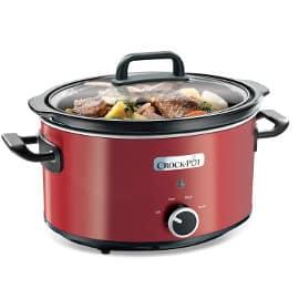 Olla de cocción lenta Crock-Pot SCV400RD barata, ollas de marca baratas, ofertas en ollas