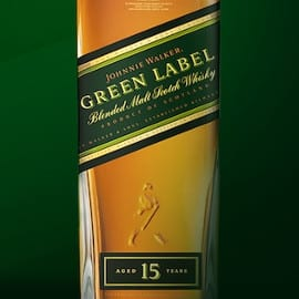 Whisky escocés Johnnie Walker Green Label