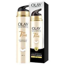 Crema antiarrugas Olay Total Effects 7 en 1 barata, cremas baratas, ofertas en cremas