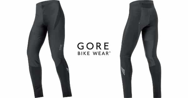 Malla larga para hombre Gore Windstopper Softshell Tights+baratas, mallas baratas, chollo