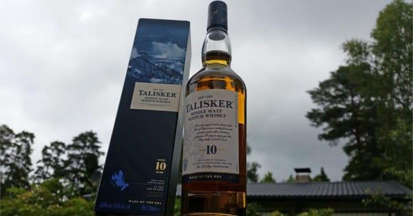 Whisky Talisker de 10 años barato. Ofertas en whisky, whisky barato, chollo