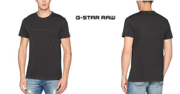 Camiseta G-STAR RAW Alijom Regular barata, camisetas baratas, ofertas en ropa chollo