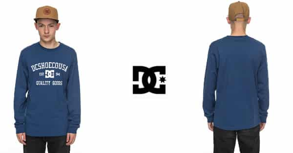 Camiseta DC Shoes Headphase barata, camisetas baratas, ofertas en ropa chollo