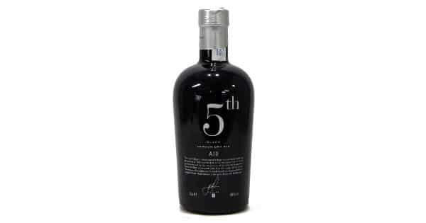 Ginebra 5th Air Black London barata, ginebras baratas, chollo