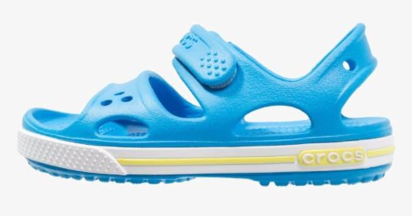Sandalias para niños Crocs Crocband II baratas, calzado barato,ofertas para niños chollo