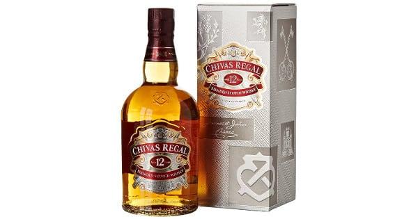 Whisky escocés Chivas 12 años 70cl barato, whiskys baratos, chollo