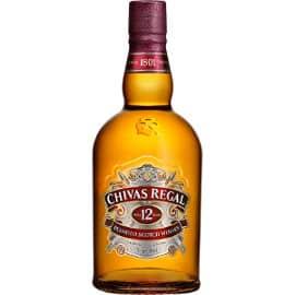 Whisky escocés Chivas 12 años 70cl barato, whiskys baratos