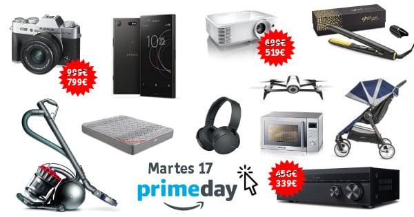 Amazon Prime Day 2018 - Ofertas del martes 17