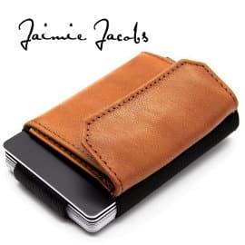 Cartera Jaimie Jacobs Nano Boy Pocket coñac barata, carteras baratas, ofertas en carteras