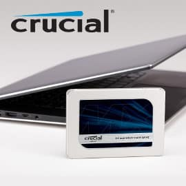 Disco interno SSD Crucial MX500 de 1TB barato, discos SSD baratos