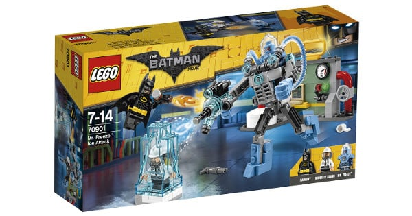 LEGO Batman (70901) ataque gélido Mr. Freeze barato, juguetes baratos, LEGO baratos, chollo