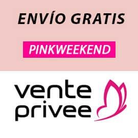 Pinkweekend en vente-privee barato, ropa de marca barata, ofertas en calzado