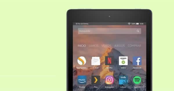 Promoción tablets Amazon Fire reacondicionadas. Ofertas en tablets, tablets baratas, chollo