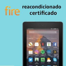 Promoción tablets Amazon Fire reacondicionadas. Ofertas en tablets, tablets baratas