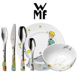 Vajilla WMF de El Principito de 6 piezas barata, vajillas baratas, ofertas para niños