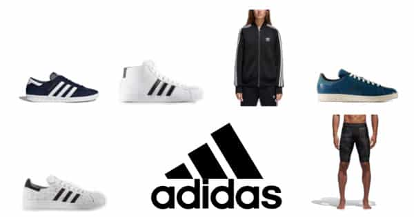 Código descuento Last Sizes Outlet Adidas,chollo
