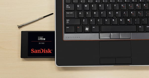 Disco SSD Sandisk Ultra 3D de 2TB barato, discos SSD baratos, chollo