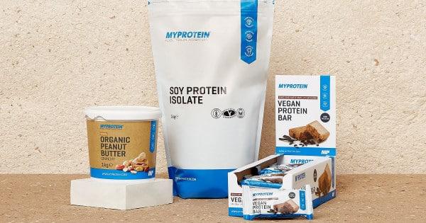 Cupones descuento para Myprotein, suplementos deportivos baratos, chollo