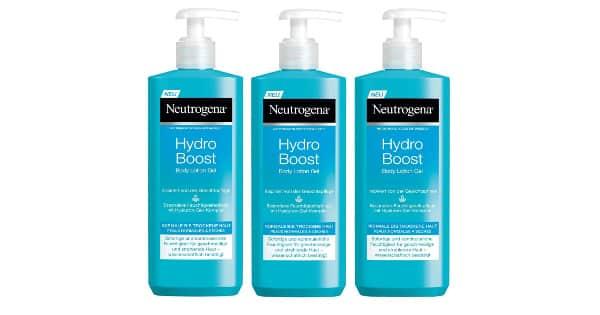 Gel hidratante Neutrogena Hydro Bost baratpo, hidratantes baratos, ofertas en cremas chollo