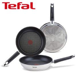Juego de sartenes Tefal Emotion barato, sartenes baratas, ofertas en utensilios de cocina