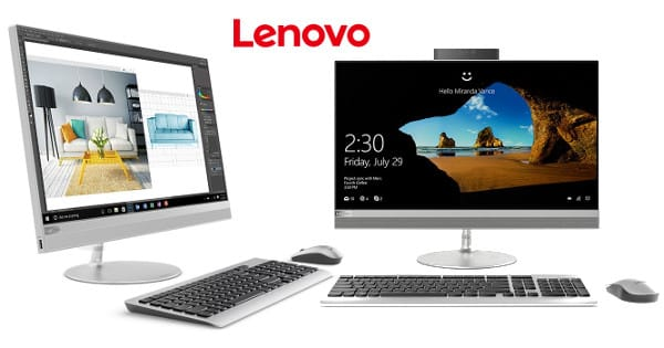 Ordenador All in One Lenovo IdeaCentre 520-24IKU barato, ordenadores baratos, chollo