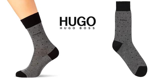 Calcetines Hugo Boss George baratos, calcetines baratos, ofertas en ropa interior de marca, chollo