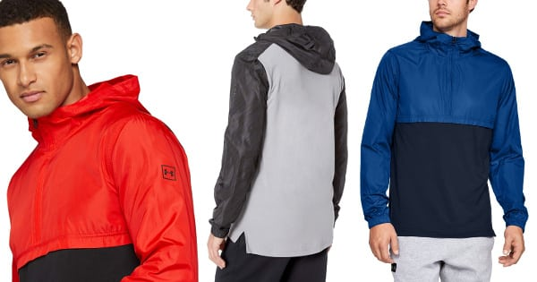 Chaqueta Under Armour Wind Sportstyle chollo