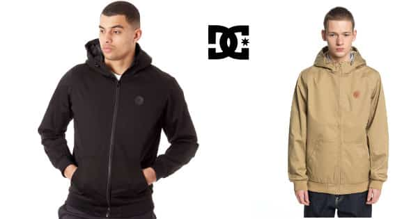 Chaqueta para hombre DC Shoes Ellis Light 3 barata, ropa de marca barata, chollo