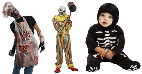 Disfraces para Halloween baratos, disfraces baratos, ofertas en disfraces chollo