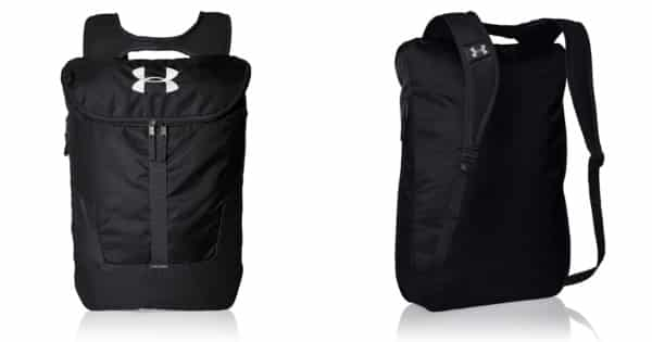 Mochila Under Armour Expandable Sackpack barata. Ofertas en mochilas, mochilas baratas, chollo