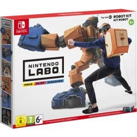 Nintendo Labo Toy-Con de robot para Nintendo Switch barato, videojuegos baratos
