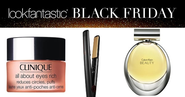 Black Friday Lookfantastic chollo