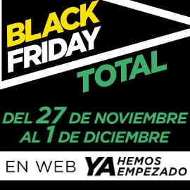 Black Friday de El Corte Inglés