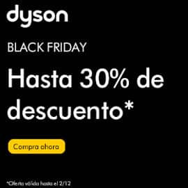 Black Friday en Dyson