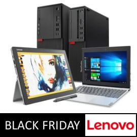 Black Friday en Lenovo