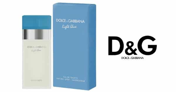 Colonia Dolce & Gabbana Light Blue barata, colonias baratas, ofertas en colonias chollo