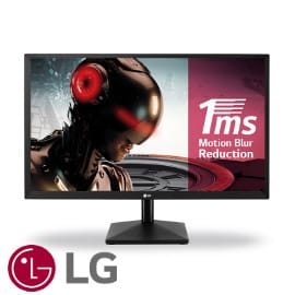 Monitor LED Full HD de 23.8 pulgadas LG 24MK400H-B barato, monitores baratos