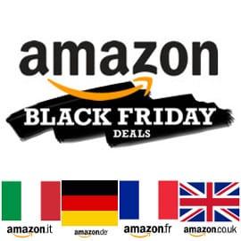¡Las mejores ofertas de Black Friday de los Amazon europeos!