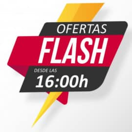 ¡Hora clave: a las 16:00 horas, empiezan las Ofertas Flash de Amazon!