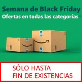 Ofertas permanentes en Semana de Black Friday en Amazon