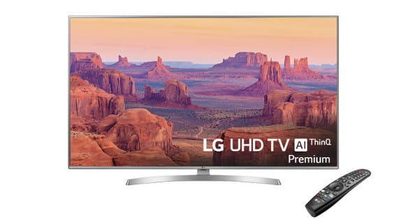 Televisor LG 65UK7550PLA LED IPS Ultra HD 4K de 65 pulgadas barato, televisores baratos, chollo