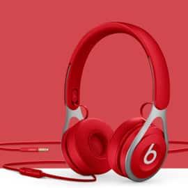 ¡Precio mínimo histórico! Auriculares abiertos Beats EP sólo 37 euros. 62% de descuento.