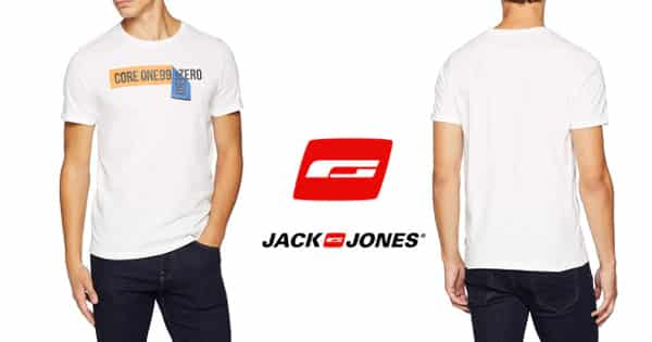 Camiseta Jack & Jones Jcopossible barata, camisetas baratas, ofertas en ropa, chollo