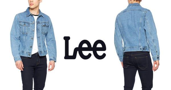 Cazadora vaquera Lee Slim Rider barata, cazadoras baratas, ofertas en ropa de marca, chollo