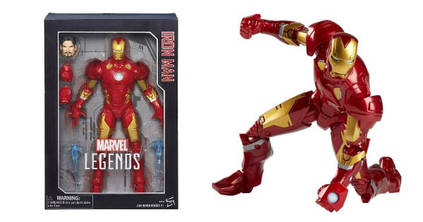 Figura Marvel Legends Iron Man de 30cm barata, figuras baratas, chollo