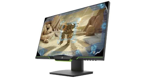 Monitor gaming HP 25x barato, monitors baratos, chollo